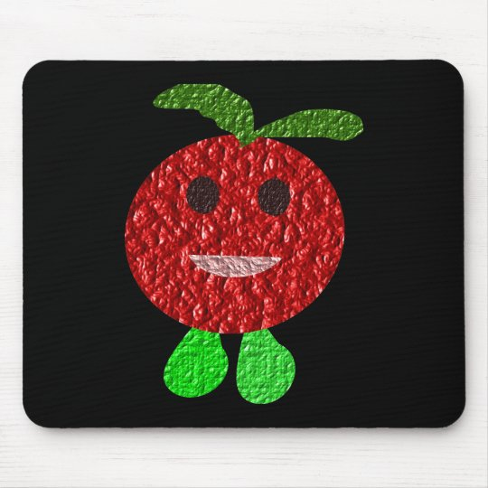 Happy Tomato Mousepad
