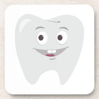 Happy Tooth Coaster