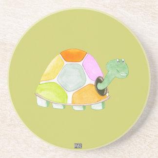 Happy Tortoise Coaster