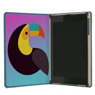 Happy Toucan iPad Mini DODOcase, Sky Blue Cover iPad Mini Cover