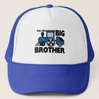 Happy Tracks Big Brother Trucker Hat