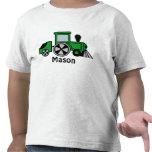 Happy Tracks/ Green Train Engine T-shirts