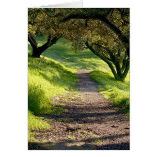 Happy Trails To You Card