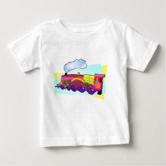Happy Train Baby T-Shirt