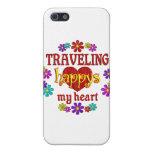 Happy Traveling iPhone 5 Cases