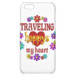 Happy Traveling iPhone 5C Cases