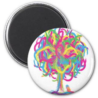 Happy Tree Magnet