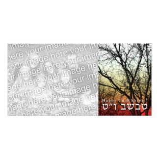 Happy Tu B'Shevat! : Jewish Arbor Day Card