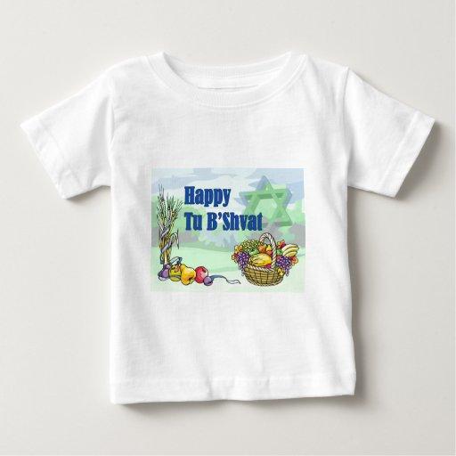 Happy Tu B'Shvat T Shirt