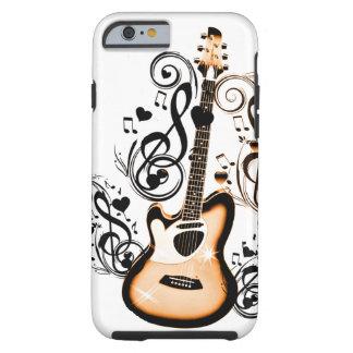 Happy Tunes_ Tough iPhone 6 Case