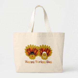 Happy Turkey Day Bag
