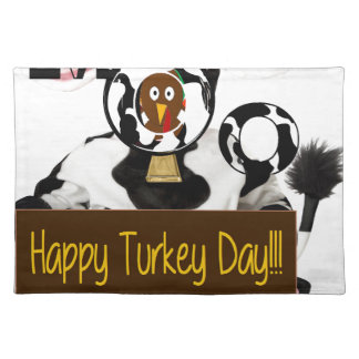 Happy Turkey Day Placemat