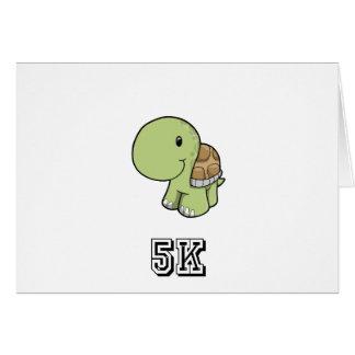 Happy Turtle 5K Card