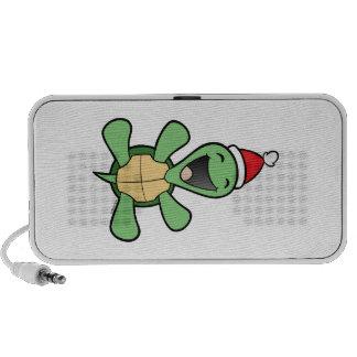 Happy Turtle Christmas Mini Speaker