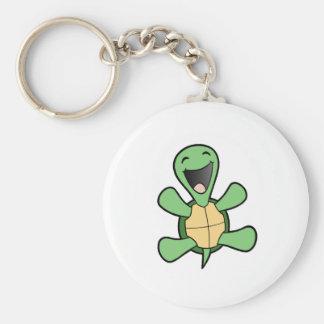 Happy Turtle Key Chains