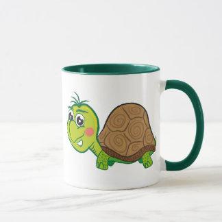 Happy Turtle mug