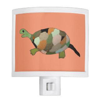 Happy Turtle Night Light