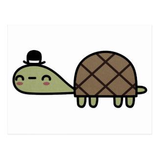 Happy Turtle Postcard