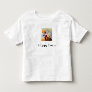Happy Twins Toddler T-shirt