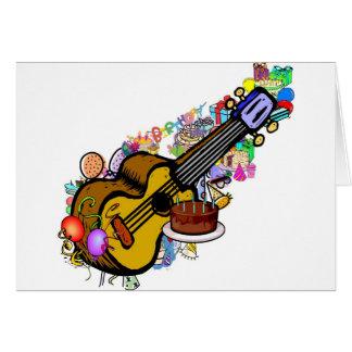 Happy uke Birthday! Greeting Card