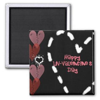 Happy Un-Valentine's Day Refrigerator Magnet