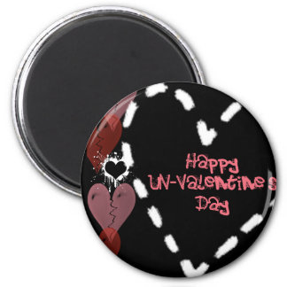 Happy UN-Valentine's Day Fridge Magnets