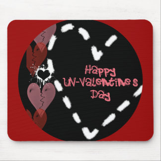 Happy UN-Valentine's Day Mouse Pad