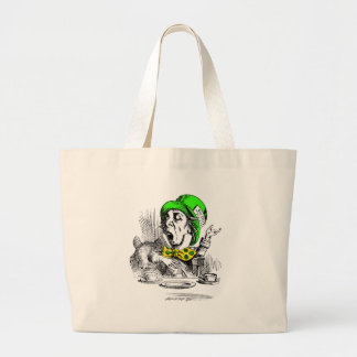 Happy UnBirthday Large Tote Bag