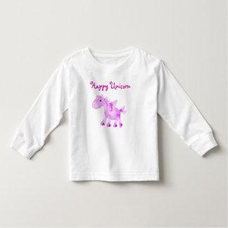 Happy Unicorn Toddler T-shirt