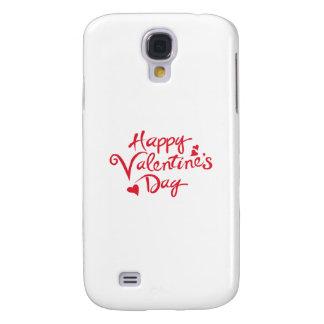 Happy valentine galaxy s4 cover