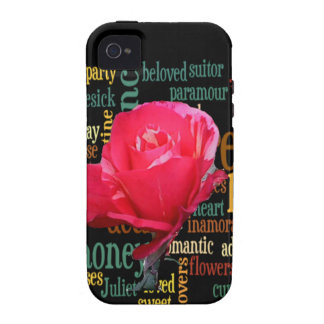 happy valentine in style png case for the iPhone 4