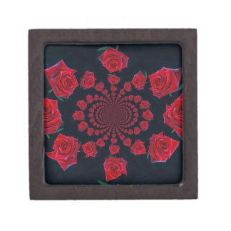 Happy Valentine Jewelry Box
