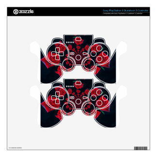 Happy Valentine PS3 Controller Decal
