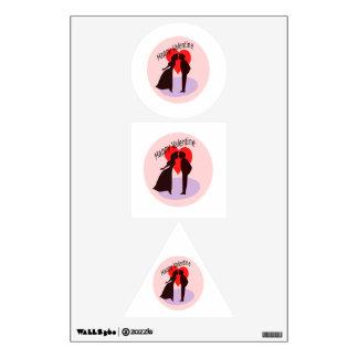 Happy Valentine Room Stickers