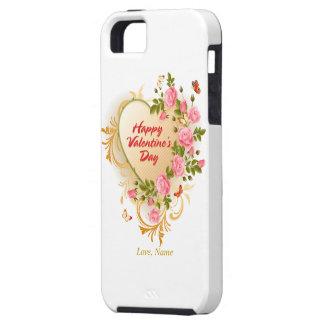 Happy Valentine s Day 2 Case-Mate Case iPhone 5 Case