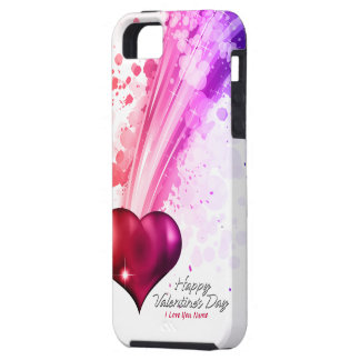 Happy Valentine s Day 6 Case-Mate Case iPhone 5 Cover