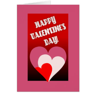 Happy Valentine;s Day Card