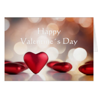 Happy Valentine´s Day greeting card