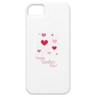 Happy Valentine s Day Hearts iPhone 5 Case