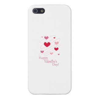Happy Valentine s Day Hearts iPhone 5 Cases