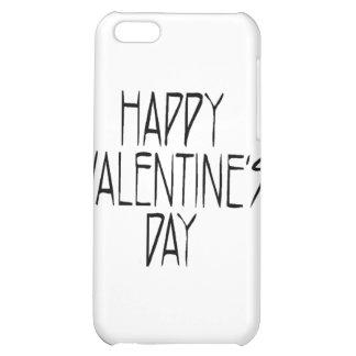 Happy Valentine s Day iPhone 5C Cover