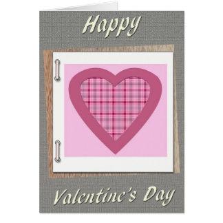 Happy Valentine's Day Love Card