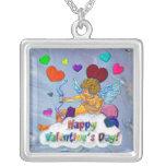Happy Valentine s Day Custom Jewelry