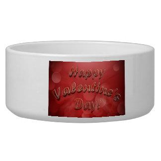 Happy Valentine s Day Pet Bowl