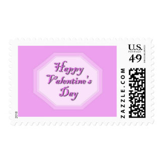 Happy Valentine;s Day Postage