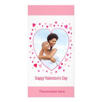 Happy Valentine's  Anniversary Photo Card