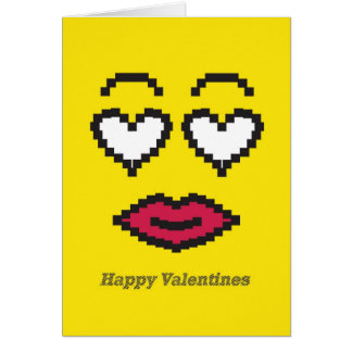 Happy Valentines Card