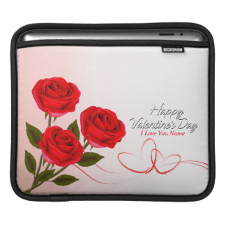Happy Valentine's Day 11 iPad Sleeve