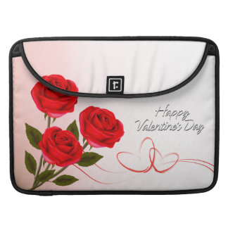 Happy Valentine's Day 11 Mac Book Sleeve