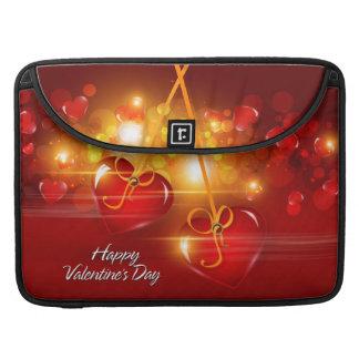 Happy Valentine's Day 17 Mac Book Sleeve